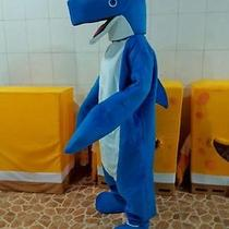 Dolphin School Animal Team Mascot Costume Adult Suit Express Photo