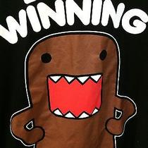 Domo Official Domo Is Winning Xl Shirt Meme Hello Kitty Anime Adventure Time Photo