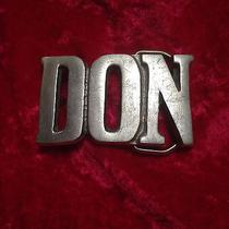 Don Cut Out (Solid Brass) Photo