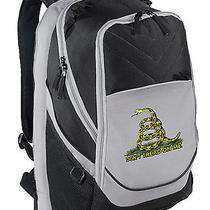 Don't Tread on Me Backpack Laptop Bags Computer Bag Photo