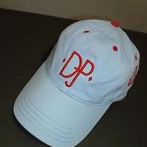 Donald J Pliner Auth Cap Baseball Hat Light Blue New Photo