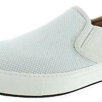 Donald J Pliner Caidan Men's Beaded Slip-on Fashion Sneakers Shoes Size 8.5 Photo
