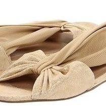 Donald J. Pliner Nuri Sandal Gold / Sand Size 9 New in Box Photo
