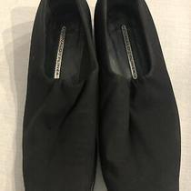 Donald J Pliner Sz 10 Fabrics  Heel Shoes Black Photo