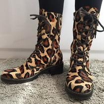 Donald J Pliner Women Boots Sz 8 Comfy Photo