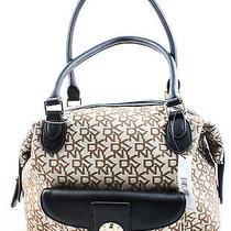 Donna Karen Dkny Handbag Women's Purse Brown Tote  Chino New Authentic 743315703 Photo