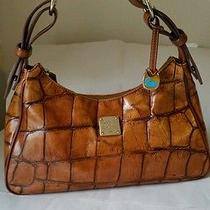 Dooney and Bourke Amber Large 14