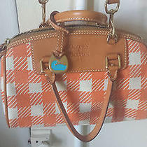 Dooney and Bourke Barrel Purse Photo