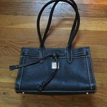 Dooney and Bourke Black Leather Purse Photo