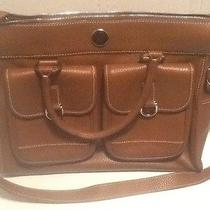 Dooney and Bourke Brown Leather Tote Photo