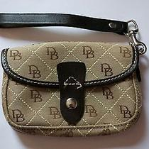 Dooney and Bourke Canvas Wristlet Photo