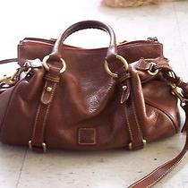 Dooney and Bourke Chestnut Brown Handbag Photo
