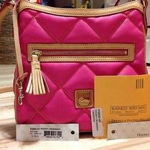 Dooney and Bourke Crossbody Quilted Photo