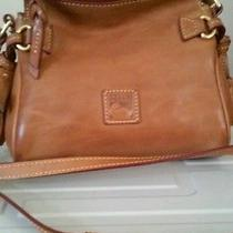 Dooney and Bourke Florentine Leather Crossbody Natural Photo