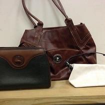 Dooney and Bourke Handbag Nine West Handbag and Liz Claiborne Purse Photo
