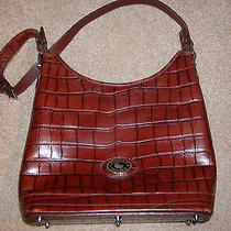 Dooney and Bourke Hobo Moc Croc Free Shipping Photo