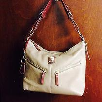Dooney and Bourke Hobo Purse With Makeup Case and Key Ring Photo