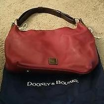 Dooney and Bourke Hobo Style Leather Bag Photo