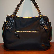 Dooney and Bourke Large Nina Hobo Bag Black Color Photo