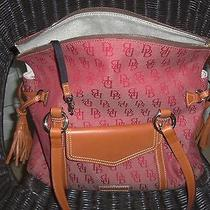 Dooney and Bourke Large Signature Logo Handbag Photo