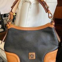 Dooney and Bourke Leather Hobo Handbag Photo