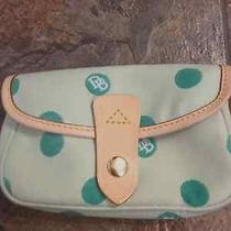 Dooney and Bourke Mint Green Wristlet Photo