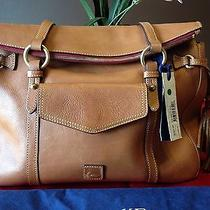 Dooney and Bourke Natural Florentine the Smith Satchel Handbag Nwt Photo