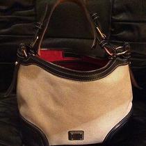 Dooney and Bourke Pebble Leather Hobo Handbag Photo