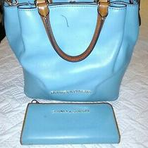 Dooney and Bourke Small Barlow in Calypso W/matching Wallet Photo