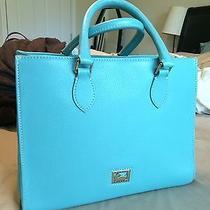 Dooney and Bourke Teal Handbag Photo
