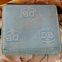 Dooney and Bourke Wallet Blue Photo