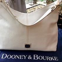 Dooney and Bourke White Hobo Bag New Nwot Photo