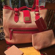 Dooney and Bourke Woven Tote Photo