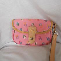 Dooney and Bourke Wristlet- Pink  Photo