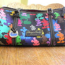 Dooney and Burke Disney Mickey Mouse Barrel Bag Photo