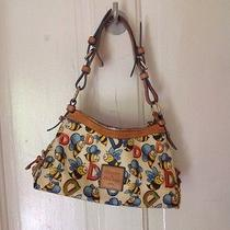 Dooney & Bourke Bee Print Handbag Photo