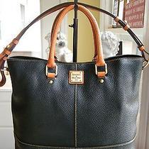 Dooney & Bourke Black Chelsea Shopper Photo