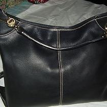 Dooney & Bourke Black Hobo Photo