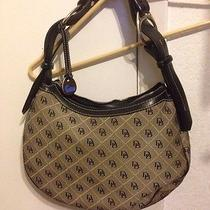 Dooney & Bourke Black Hobo Bag Photo