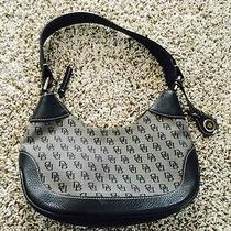 Dooney Bourke Black Hobo Handbag Photo