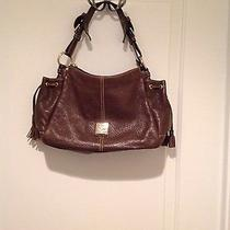 Dooney & Bourke Brown Leather Purse Photo