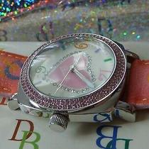Dooney & Bourke Bubblegum Pink Watch Nwt With New Battery- Rare and So Cute Photo