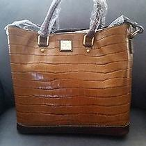 Dooney & Bourke Chelsea Croc Photo
