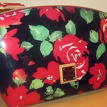 Dooney & Bourke  Cosmetic  Handbag Very Bright Colors  Holiday Gift Photo