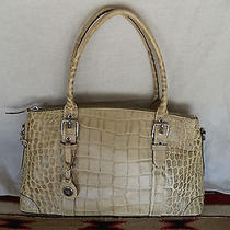 Dooney & Bourke Croc Hand Bag Lightly Used Photo