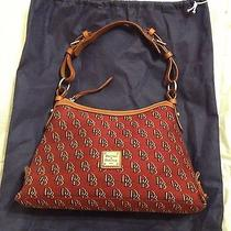 Dooney & Bourke East/west Slouch Hobo Bag Photo