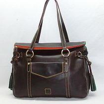Dooney & Bourke Florentine Leather Smith Bag Photo