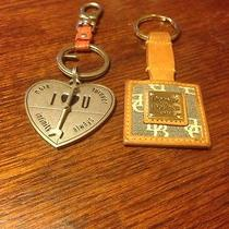 Dooney & Bourke - Fossil Keychains. Photo