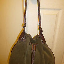 Dooney & Bourke Handbag Green Color Photo