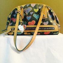 Dooney & Bourke Heart Barrel Handbag Photo
